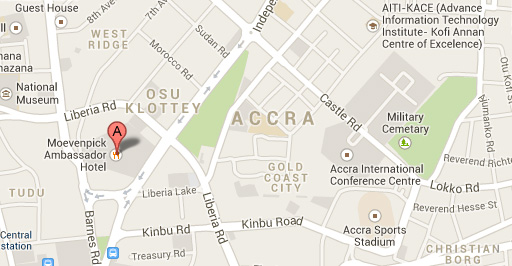 Accra Map